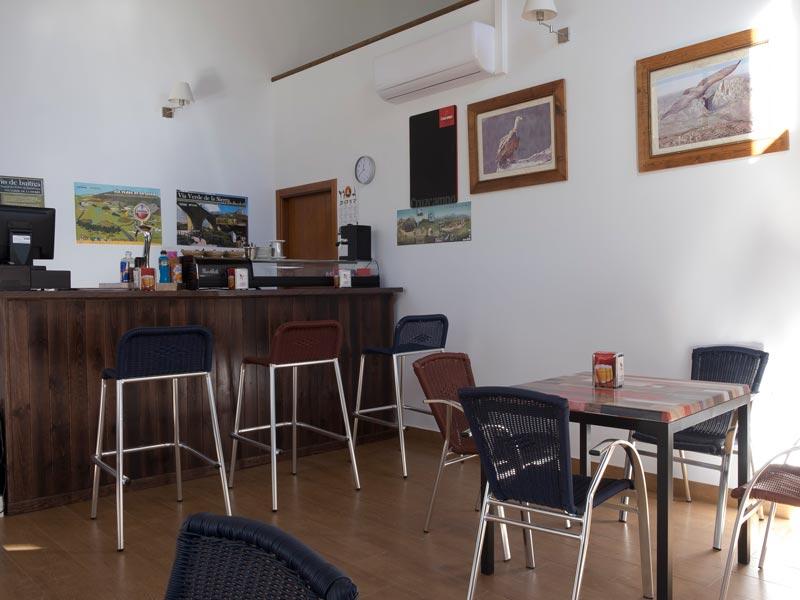 Centro de recepción de visitantes y Cantina Zaframagón 2