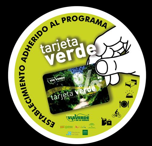 Identificativo Tarjeta Verde