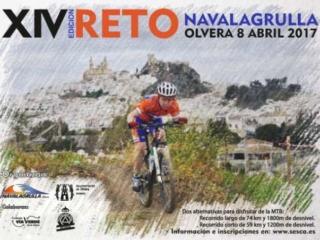 Cartel XIV Edición Reto Navalagrulla