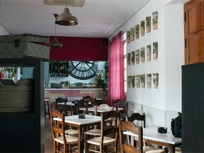 Estación de Olvera (restaurante)