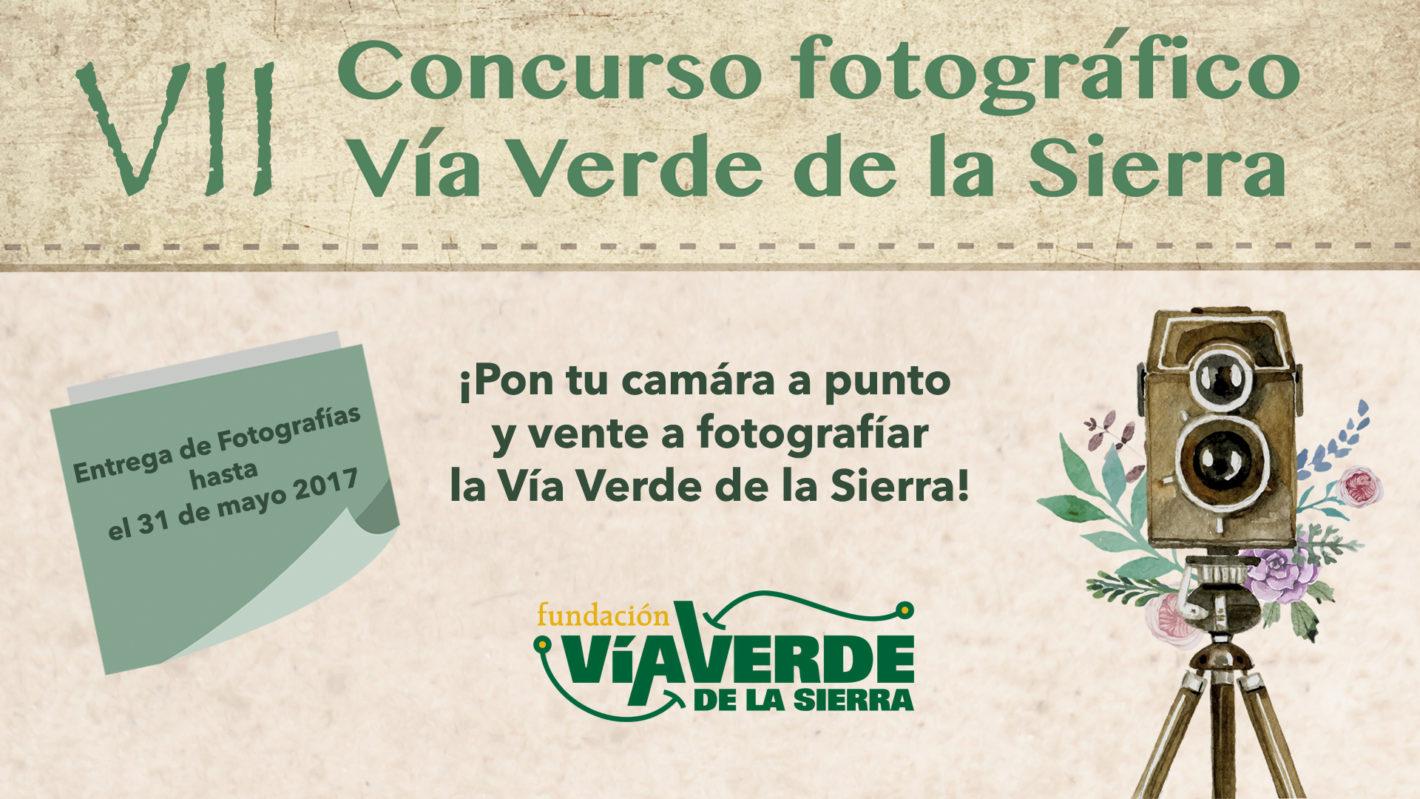 Convocado el VII Concurso de Fotografía 'Vía Verde de la Sierra'